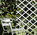 Решетка садовая Trellis 1*3м белая, фото 3