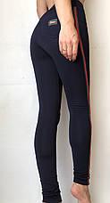 Модные женские лосины № 58 C (БАТАЛ), фото 3