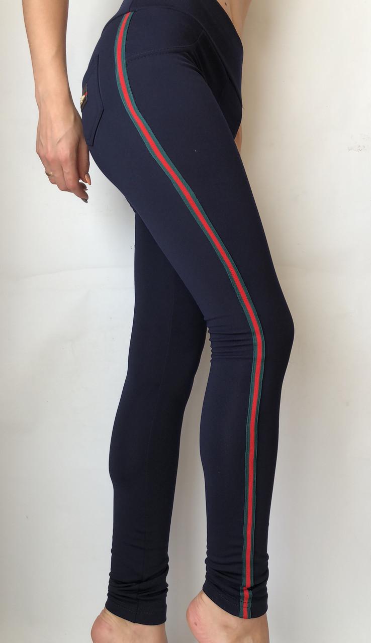Модные женские лосины № 58 C (БАТАЛ)