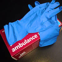 Перчатки Ambulance (25пар.уп)) L / XL (250пар / ящ.)