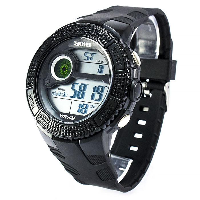 Часы спортивные Skmei 1027 Black