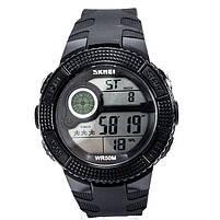 Часы спортивные Skmei 1027 Black, фото 3