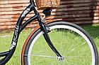 Велосипед Lavida CityLine 28 Nexus 3 Black Польща, фото 2