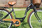 Велосипед Lavida CityLine 28 Nexus 3 Black Польща, фото 3