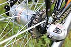 Велосипед Lavida CityLine 28 Nexus 3 Black Польща, фото 4