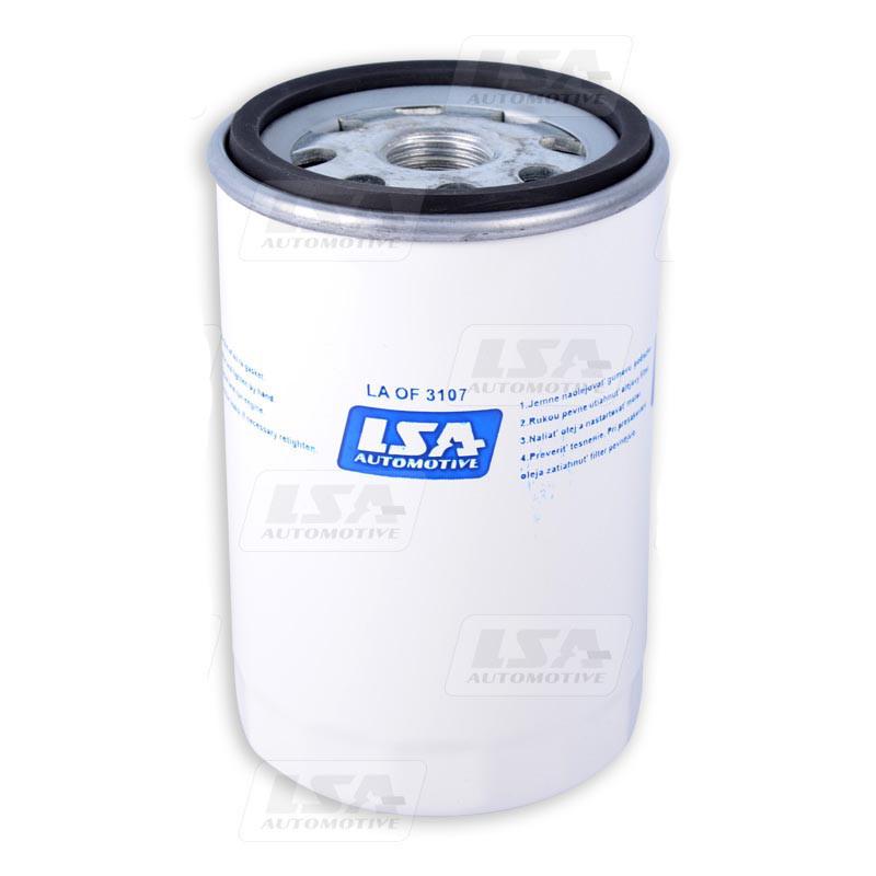 Фильтр масляный на VW Jetta LSA LA OF 3107, аналог MANN W 719/5