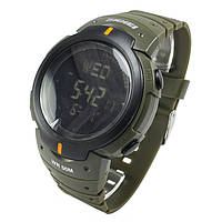 Часы с компасом Skmei 1231 Green