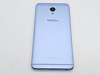 Задняя синяя крышка для Meizu M5 Note