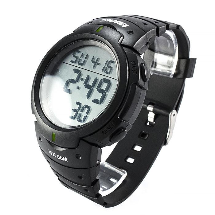 Часы спортивные Skmei 1068BKB Black-Green