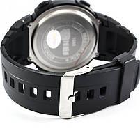 Часы спортивные Skmei 1068BKB Black-Green, фото 5