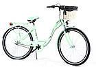 Велосипед Lavida CityLine 28 Nexus 3 Mint Польща, фото 4
