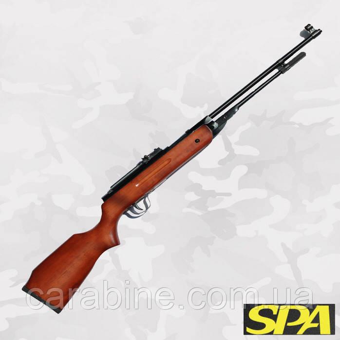 Пневматическая винтовка Snowpeak SPA B 4 с подствольным взведением