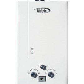 Газовая колонка MATRIX JSD20 белая 10L