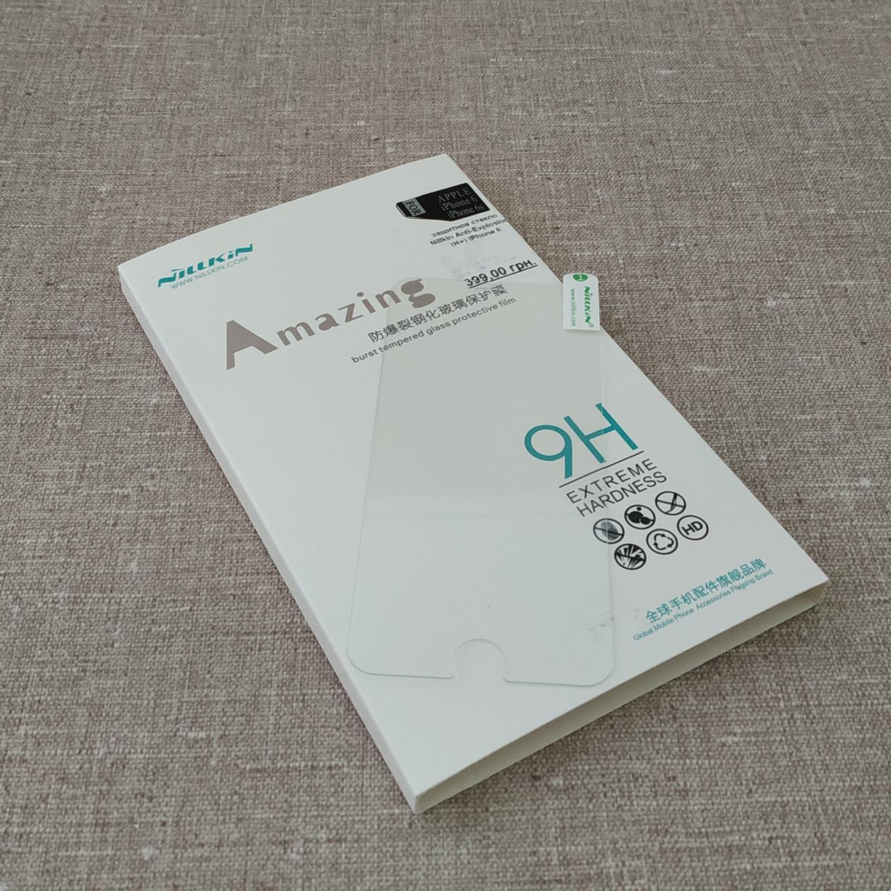 Защитные стекла и пленки для других смартфонов Nillkin Anti-Explosion iPhone 6