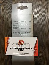 Щетки стеклоочистителя AUDI A1 8X 8X1998002A. Комплект 2 штуки. Оригинал. Безкаркасные.