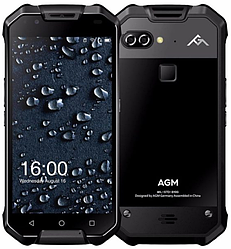 AGM X2 SE 6/64 Gb Black