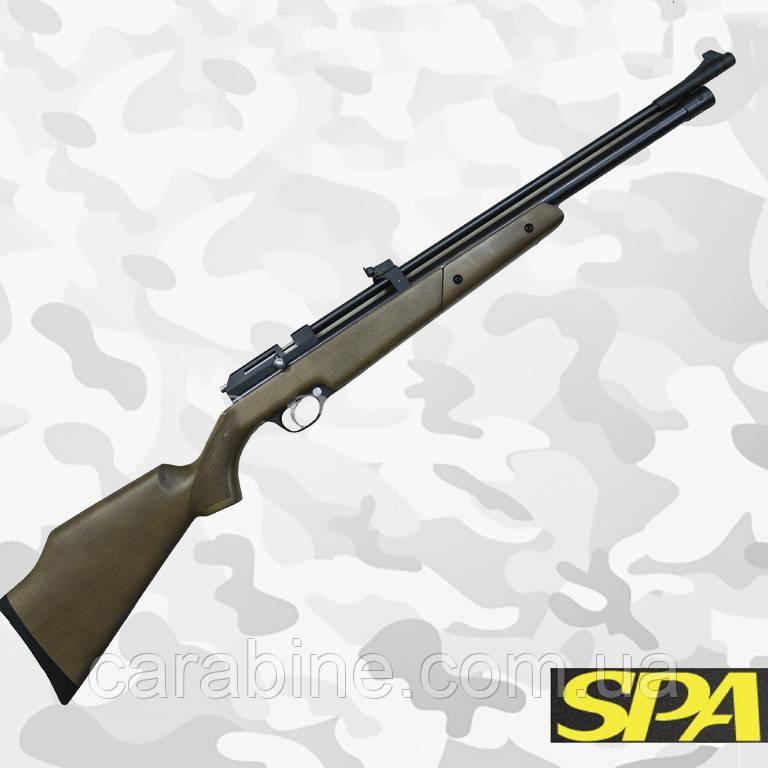 Пневматическая мультикомпрессионная винтовка Snowpeak SPA LR700W  , фото 1
