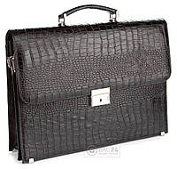 Портфель мужской SHVIGEL 00390 Черный, Черный, фото 1