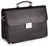 Портфель SHVIGEL 00383 Черный, Черный, фото 1