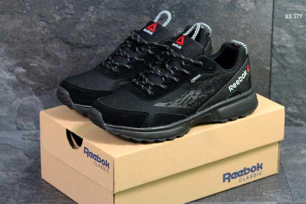 Кроссовки Reebok Dmx Max (черные)