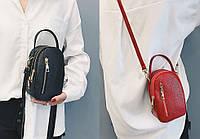 Женская сумка-мини (черный)
