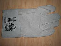 Перчатки  сварщика короткие (10 пар)