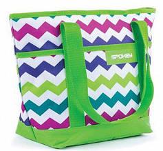 Термо-сумка SPOKEY ACAPULCO(839587) green/white 14 л