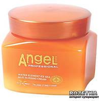 Крем-маска для жирного волосся з замороженою морською гряззю 500 г. Angel