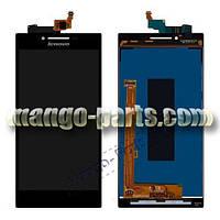 LCD Дисплей+сенсор  iPhone 7 Plus черный оригинал (Китай)