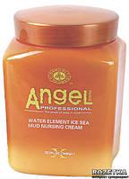 Крем-маска для жирного волосся з замороженою морською гряззю 1000 г. Angel