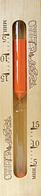 Часы песочные для сауны бани (закрытая колба)