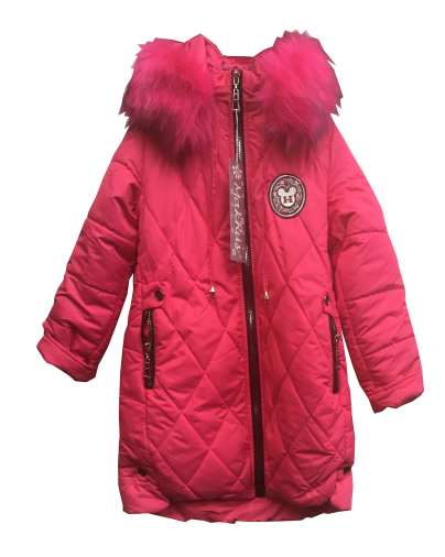 "Зимняя курточка для девочки ""Ева"""