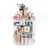 Органайзер для хранения косметики Cosmetic Organizer на 360 градусов (101005002)