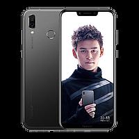 Закаленное защитное 5D стекло ПОЛНАЯ ПРОКЛЕЙКА (на весь экран) для Huawei Honor Play