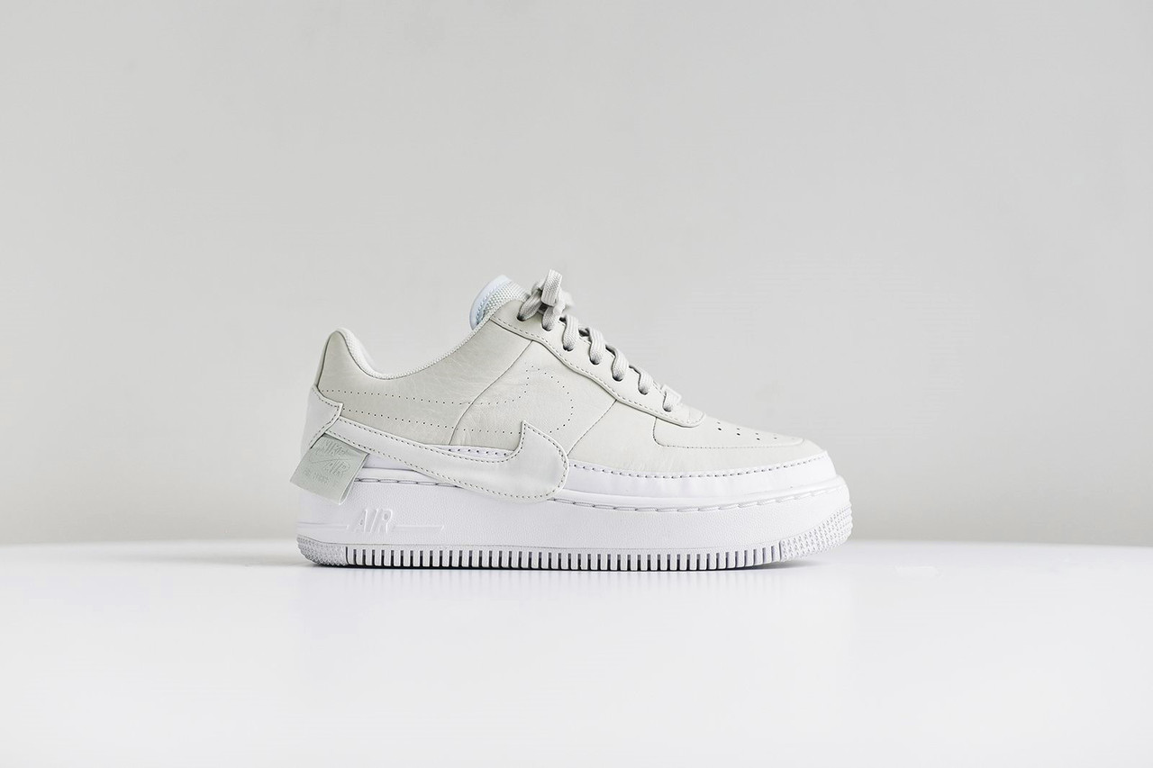 Кроссовки Nike Air Force 1 Jester XX Off-White (Белые)