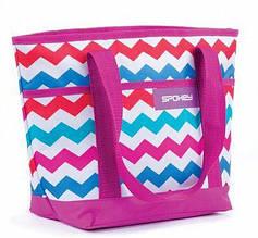 Термо-сумка SPOKEY ACAPULCO(920148) violet/white 14 л