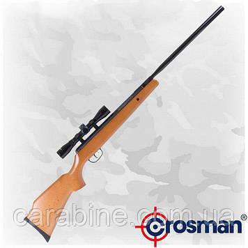 Crosman Blaze XT Wood NP (RM) магнум винтовка с газовой пружиной