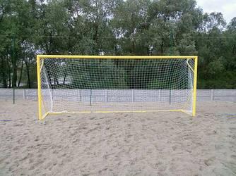 Ворота для пляжного футбола (металл) 5х2 м. SS00017