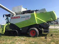 Б/у комбайн Lexion 580 Claas (зерноуборочный)