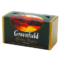 Чай Гринфилд 25 пакетиков