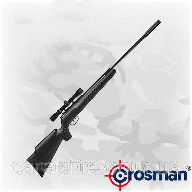 Crosman Nitro Venom Dusk RM пневматическая винтовка с газовой пружиной и ПО 3-9х32