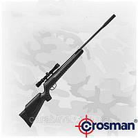Crosman Nitro Venom Dusk RM пневматическая винтовка с газовой пружиной и ПО 3-9х32, фото 1