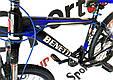 """Горный велосипед BENETTI VENTO 27,5""""  Черный/Синий, фото 3"""