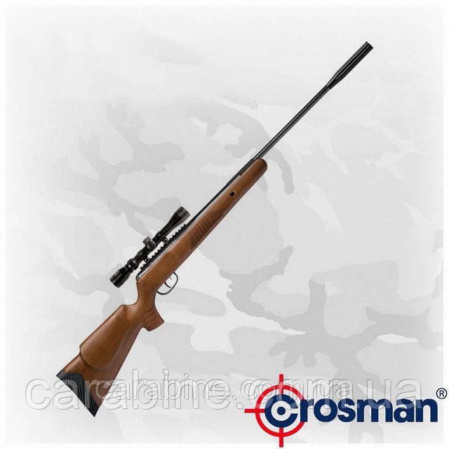 Crosman Nitro Venom RM, пневматическая винтовка с газовой пружиной и ПО 3-9х32