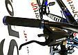 """Горный велосипед BENETTI VENTO 27,5""""  Черный/Синий, фото 9"""