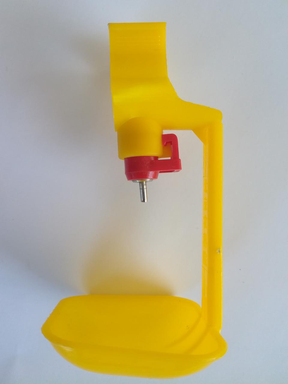 Модуль ниппельного поения 360 гр. под круглую трубу (НП-110)