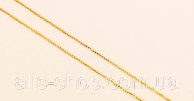 Цепочка Позолота Плетение Якорное 45 см х 2 мм