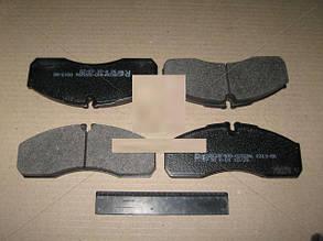 Колодка тормозная IVECO DAILY передняя ОЕ 42548192 ABS 37379