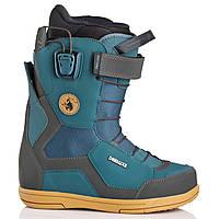 Ботинки сноубордические Deeluxe ID Lara 6.3 PF Petrol 571766-1058 64e0604fb6269