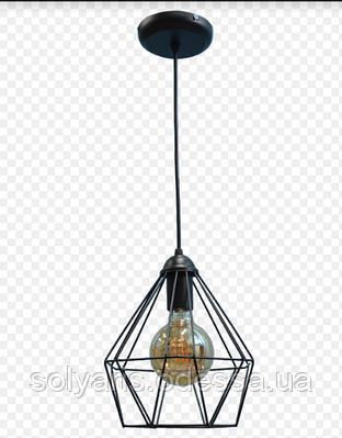 Подвесной светильник в стиле лофт 05370537